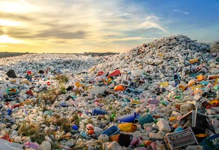 Scientists Claim to Produce Electricity with Plastic Waste