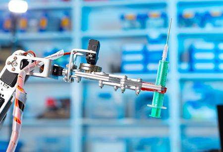 Robotics Remodeling Nursing