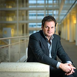 Jack van der Velde,CEO