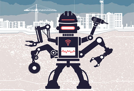 Advanced Robotics Can Make Construction Projects Less Disruptive; Here is How