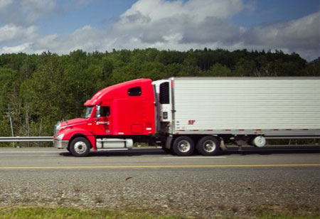 Self-Driven Trucks: A Far Dream?