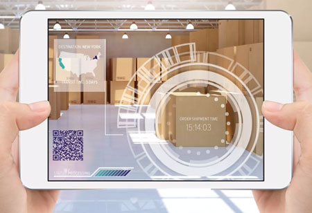 Augmented reality: perking up the customer experiences