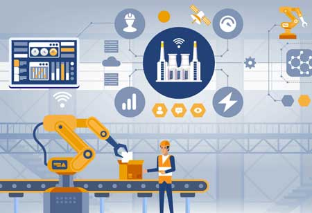 IIoT's Significance in a Smart Factory