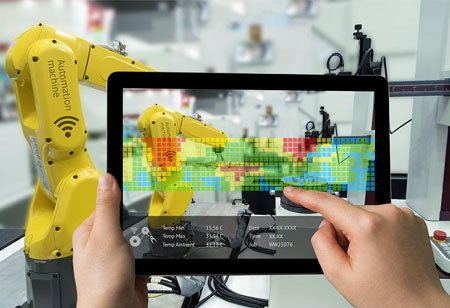 How Internet of Things and Augmented Reality  are a Perfect Match