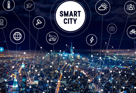 How Smart City Development is Dependent on Digital Technology?