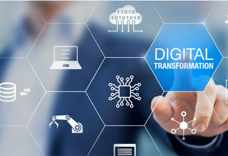 Five Major Trends in Digital Transformation for Businesses