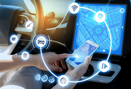 The Role of HMI Systems in Automobile Safety