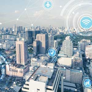 The Architecture of Connectivity Building Communities in the Age of Smart Cities