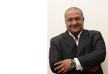 Krishna Rajagopal ,CEO