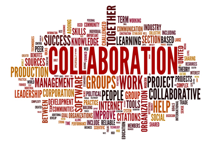 Technology and Collaboration go Hand-in-Hand