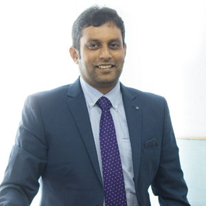 Venkatesh Siruvuri, Co-Founder & COO, SimplyFI Softech