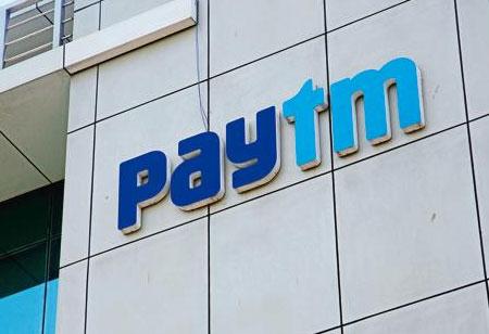 Paytm Raises USD 1 Billion in Series G Funding