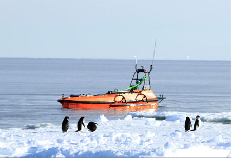 Humans are Replaced With these USVs in Hydrographic Surveying