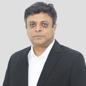 Sanjeev Patil,Founder CEO