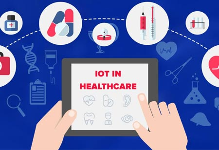 Five Benefits of IoT in the Healthcare Sector