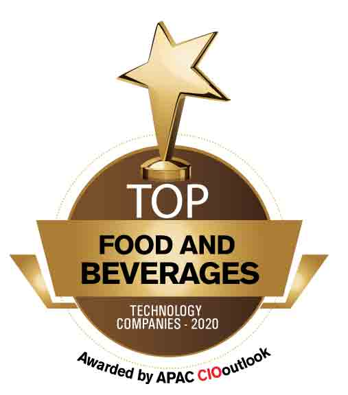 Top 10 Food and Beverages Technology Companies - 2020