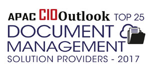 Top 25 Document Management Solution Providers 2017