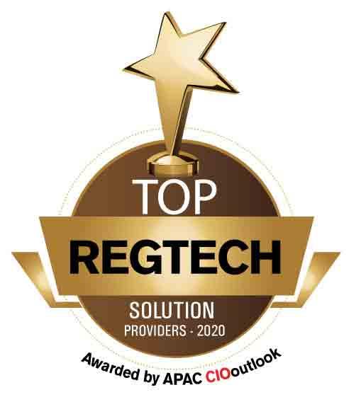 Top 10 Regtech Solution Companies - 2020
