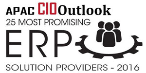 25 Most promising ERP solutions Providers