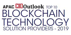Top 10 Blockchain Technology Solution Providers - 2019