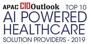 Top 10 AI Powered Healthcare Companies - 2019