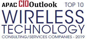 Top 10 Wireless Technology Consulting/Services Companies - 2019