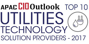Top 10 Utilities Technology Solution Providers - 2017