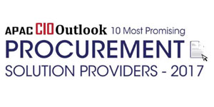10 Most Promising Procurement Solution Companies - 2017