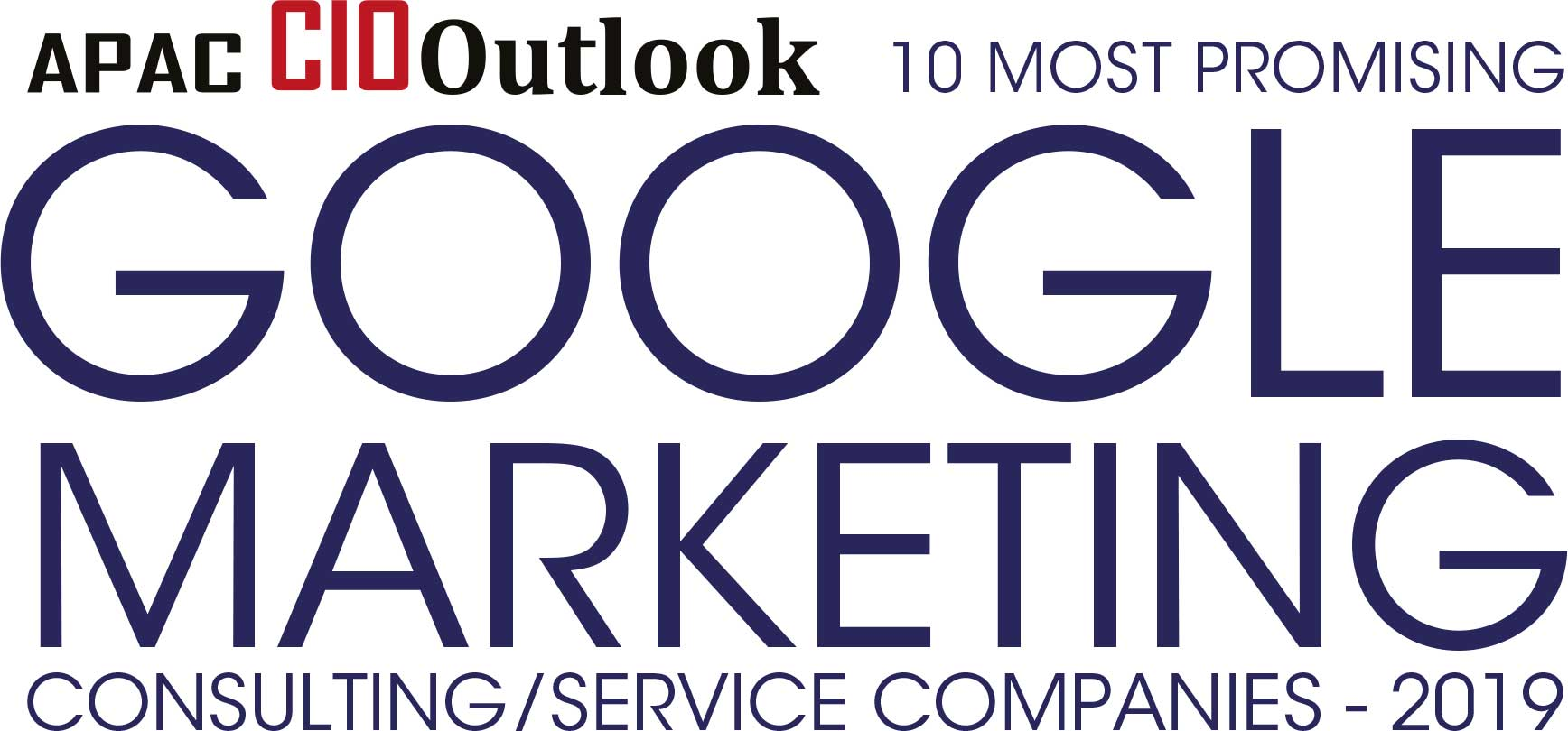 Top 10 Most Promising Google Marketing Consulting/Service Companies - 2019