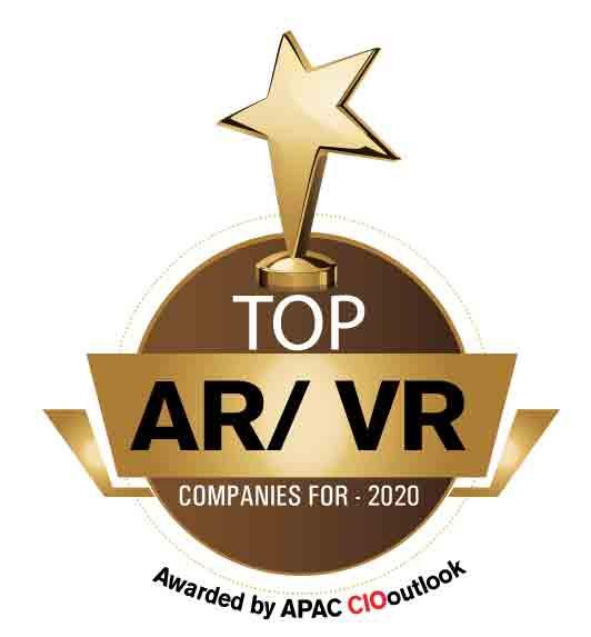Top 10 AR/VR Solution Companies - 2020
