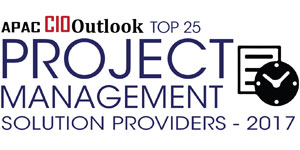 Top 25 Project Management Solution Providers 2017