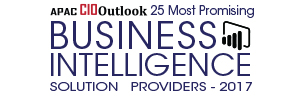 25 Most Promising Business Intelligence Solution Providers - 2017