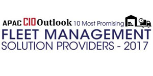 10 Most Promising Fleet Management Solution Providers - 2017