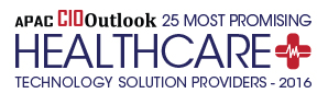 25 Most Promising Healthcare Technology Solution Providers - 2016