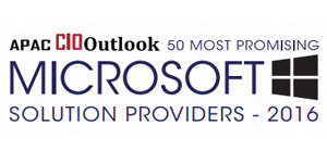 50 Most Promising Microsoft Solution Providers