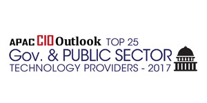 Top 25 Govt & Public Sector Technology Companies - 2017