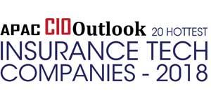 20 Hottest Insurance Tech Companies - 2018