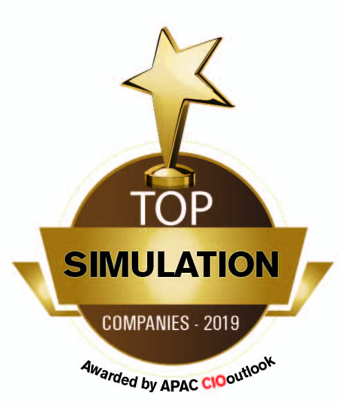 Top 10 Simulation Companies - 2019