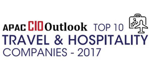 Top 10 Travel & Hospitality Companies - 2017