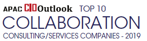 Top 10 Collaboration Consulting/Services Companies - 2019