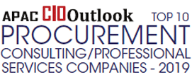 Top 10 Procurement Consulting/Professional Services Companies - 2019