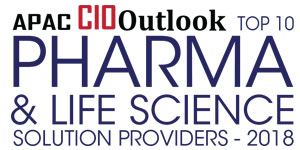 Top 10 Pharma & Life Science Solution Providers - 2018