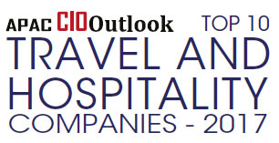 Top 10 Travel & Hospitality Companies - 2017
