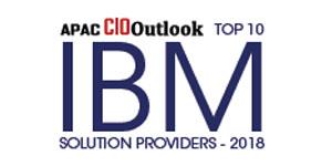 Top 10 IBM Solution Providers - 2018