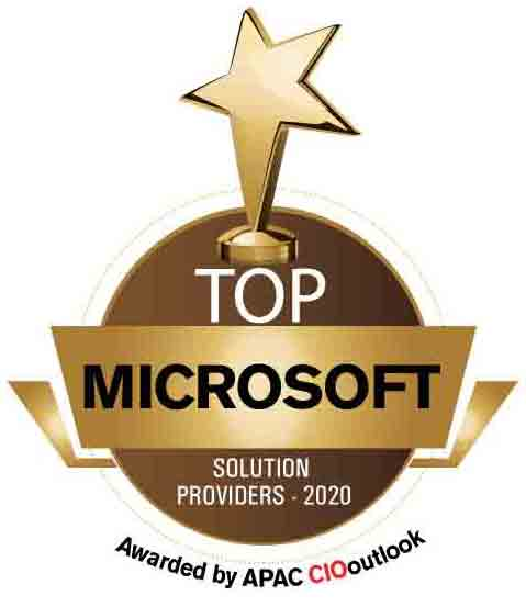 Top 10 Microsoft Solution Providers - 2020