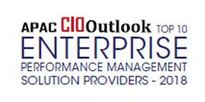 Top 10 Enterprise Performance Management Solution Companies - 2018