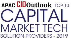 Top 10 Capital Market Tech Solution Companies - 2019