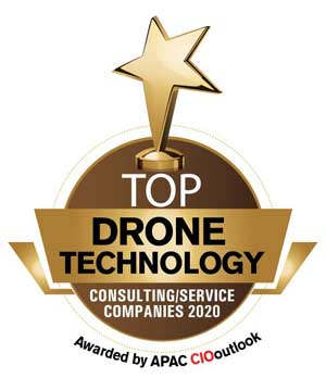 Top 10 Drone Technology Consulting/Service Companies - 2020