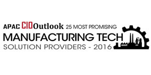 25 Most Promising Manufacturing Technology Solution Companies