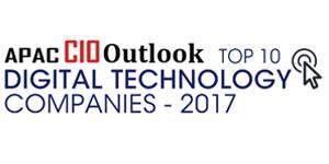 Top 10 Digital Technology Companies 2017